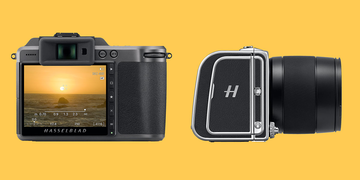 Hasselblad X1D 50 Mark II e 907X