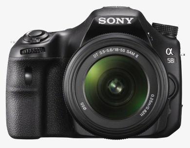Sony A58 per entrare nel mondo SLT