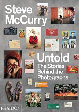 Steve Mc Curry Untold Phaidon Press
