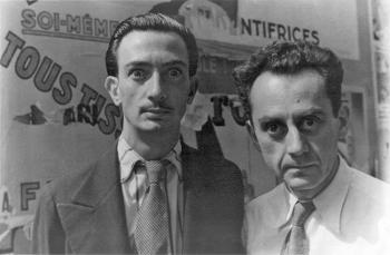 Man Ray e Salvador Dalì | Osservatorio Digitale