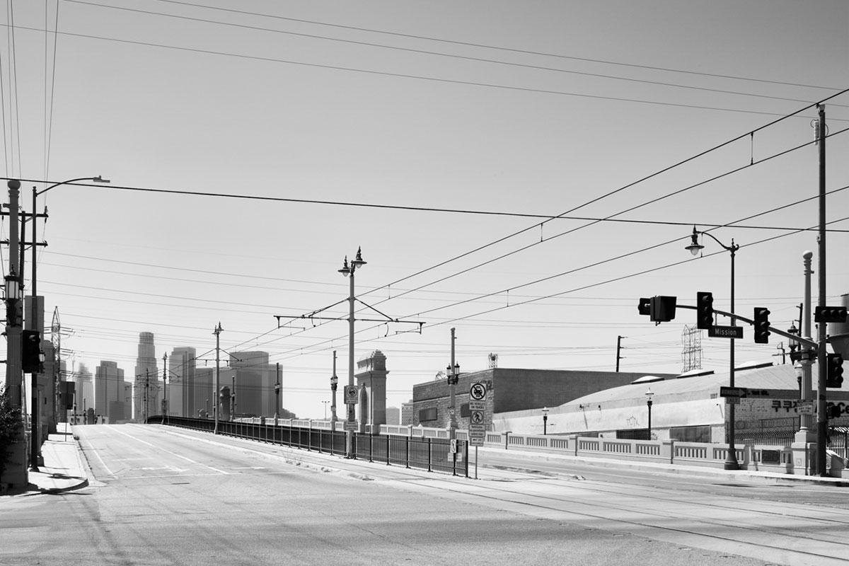 Los Angeles River ©Marco Introini 2017