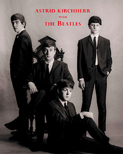 Astrid Kirchherr - With the Beatles - Damiani - od84
