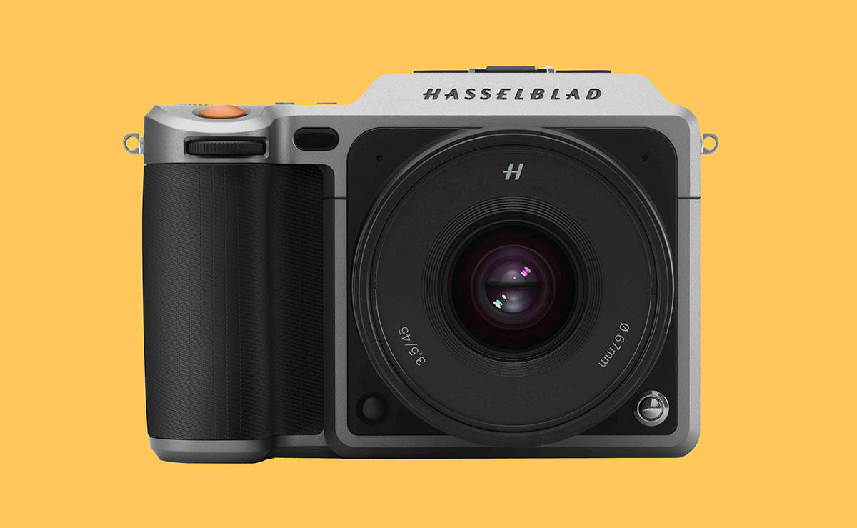 Hasselblad X1D-50c front - OD85