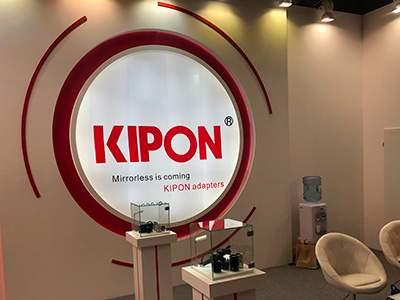Kipon@Photokina 2018 – OD92
