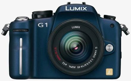 Mirrorless Panasonic Lumix G1