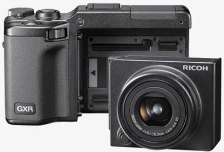 Mirrorless Ricoh GX-1