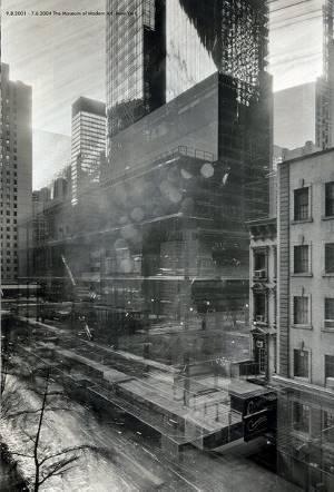 M Wesely, il MOMA di New York