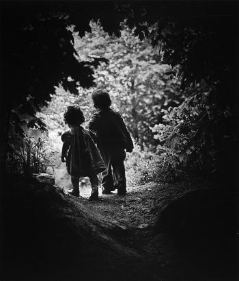 W. Eugene Smith The Walk to Paradise Garden, 1946 ©The Heirs of W. Eugene Smith | Osservatorio Digitale